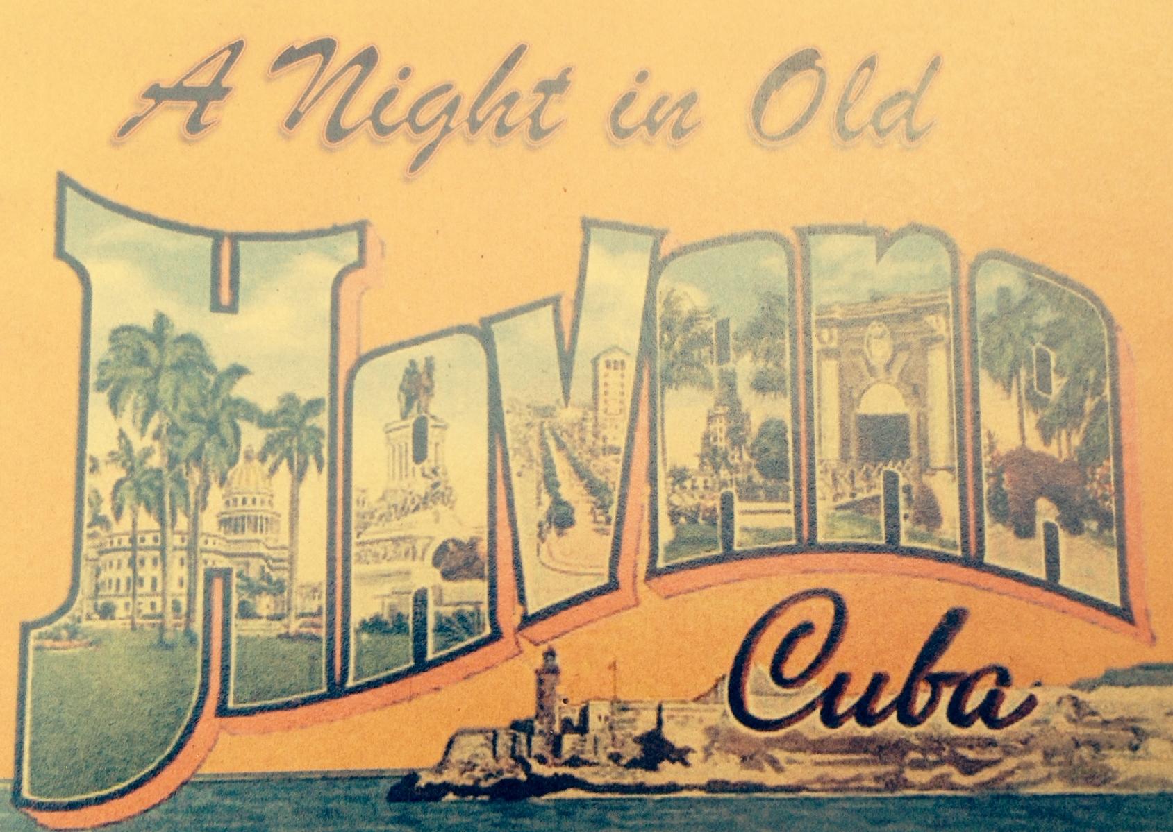 Hot Havana Nights Necessary Luxe